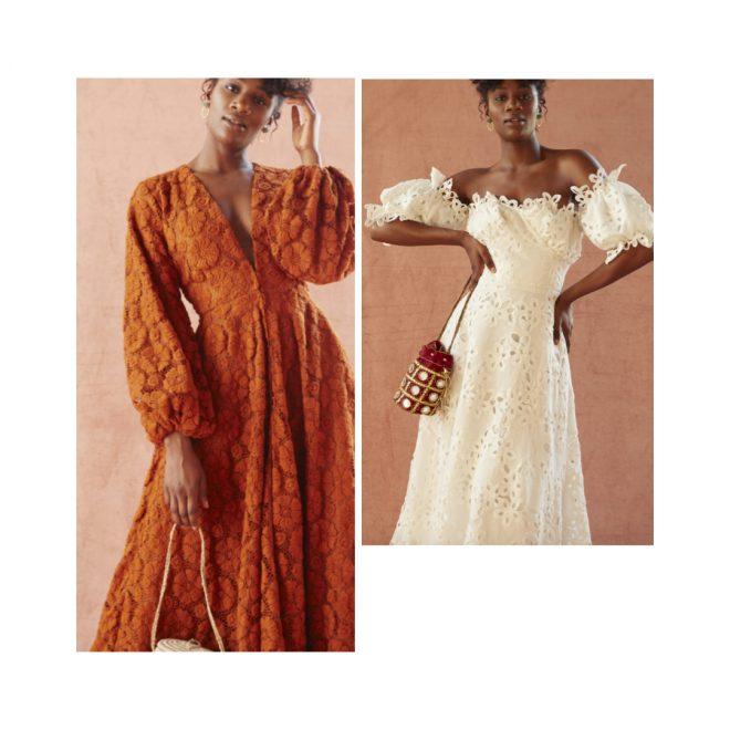 Asiyami Gold dress collections