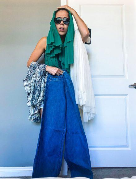tips to start a sustainable wardrobe